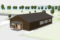 Rule package for a beautiful log cabin