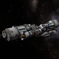 KSP: Primitive Orbital Station Complex